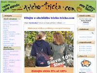 Internetový obchod Tričko-trička.cz - originální trička