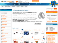 Internetový obchod ExtraDárek.cz - originální a luxusní dárky