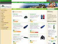 Internetový obchod e-OutdoorShop