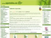 Internetový obchod Apoteka.cz