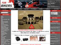 Internetový obchod For Bikers s.r.o.