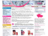 Internetový obchod Sexyhračky.cz - erotické pomůcky