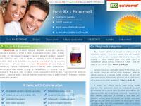 Internetový obchod Rx-Extreme