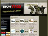 Internetový obchod Shop AirSoft Team