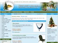 Internetový obchod Rybářské potřeby
