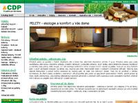 Internetový obchod CDP – ekopaliva pro Váš domov