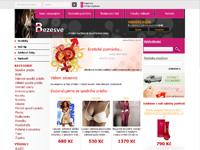 Internetový obchod Spodní prádlo, bezešvé prádlo, erotické prádlo