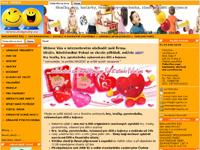 Internetový obchod Magicky.cz - hračky, hry kočárky