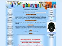 Internetový obchod Kostýmy karneval.cz - vše pro karneval