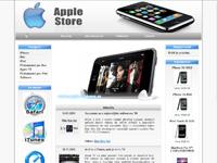 Internetový obchod Apple e-shop