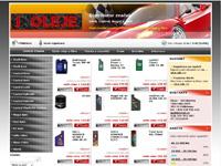 Internetový obchod Oleje - motorové oleje Shell, Castrol, Mogul, atd.
