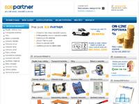 Internetový obchod B2B Partner