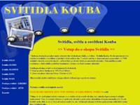 Internetový obchod Svítidla a osvětlení Kouba - internetový obchod