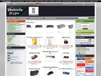 Internetový obchod Webinfo E-Shop