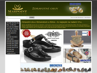 Internetov obchod Zdravotn obuv Birkenstock a Birkis / Marpoint