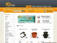 Internetový obchod Domácí potřeby