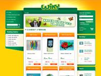 Internetový obchod Wiky - hračky, papír