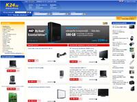 Internetový obchod K24.cz - počítače a elektronika