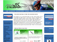 Internetový obchod Cyklosport Mičuda