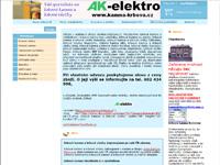Internetový obchod AK-elektro krbová kamna a vložky
