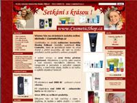 Internetový obchod Miss Cosmetic shop