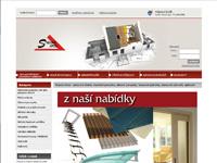 Internetový obchod Stavba hrou - prodej stavebních prvků
