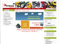 Internetový obchod Centrum-naradi