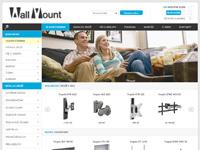 Internetový obchod WallMount - držáky lcd