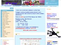 Internetový obchod Rybářské potřeby Pene
