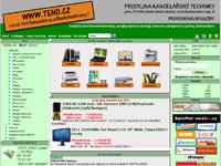 Internetový obchod Teno.cz - vše pro Vaši kancelář