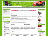 Internetový obchod Nečas - zahradní technika