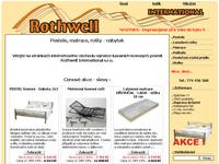 Internetový obchod Ráj matrací, roštů a postelí