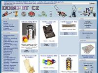 Internetový obchod Elektro - domácí potřeby Vidnava