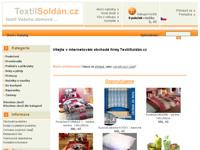 Internetový obchod Textil Soldán.cz