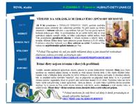 Internetový obchod Apex-Royal - úprava váhy, diety, hubnutí