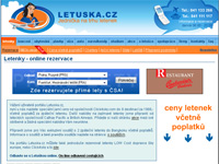 Internetový obchod Letuška.cz