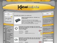Internetový obchod Kabelmánie